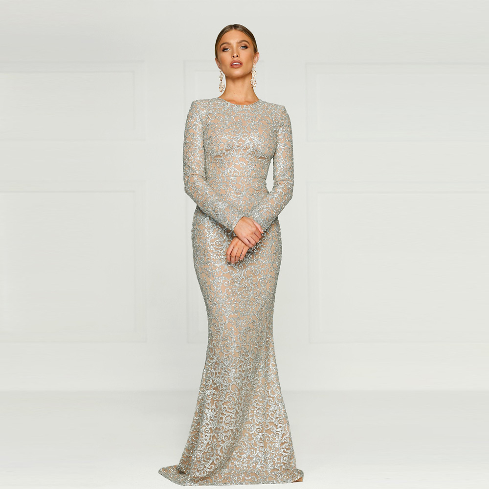 c98a913f5226c Floor Length Sparkly Evening Dresses