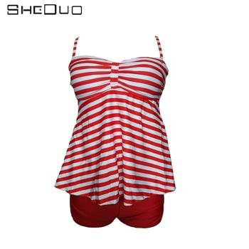 Dots Print Swimwear Brazilian Monokini Skirt Swimsuit Women Bodysuit Plus Size Swimsuit Vintage Retro Bathing Suit bikinis 12