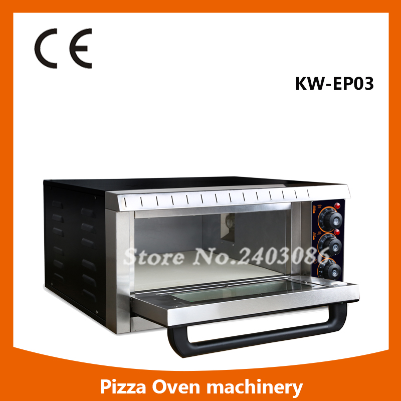 Commercial Catering Equipment 1 Deck Electric bread cake Pizza baking Oven for resturant