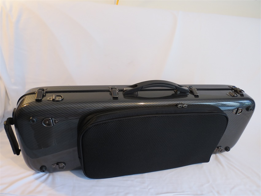 New Viola Case Mixed Carbon Fiber Case For Viola 15