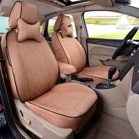 XWSN custom car seat covers for citroen All models c5 berlingo c4 grand picasso berlingo elysee car seat protector