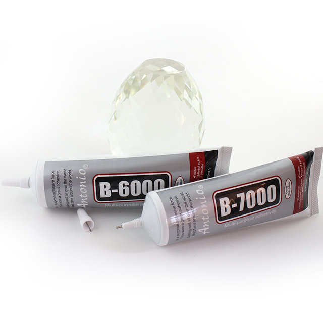 Best Glue Multi purpose 10mL B-7000 Adhesive Jewelry Epoxy Resin Diy Jewelry Crafts Glass rhinestones