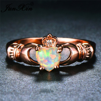 Claddagh Ring Gold Womens