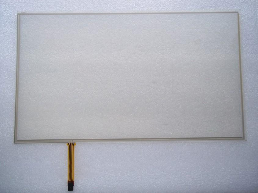 1pcs 20 inch Touch Screen Panel 16:9 4 Wire Resistive Touch Panel 463*272mm 443*249mm For LTM200KT01 LCD