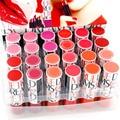 Barras de labios Lipstick maquillaje calidad 24 unids/lote 12 Colors Cosmetics maquillaje Lipstick Set labiales H9228