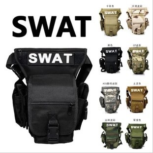 SWAT   Waist Pack Leg Bag     Bags High Quality