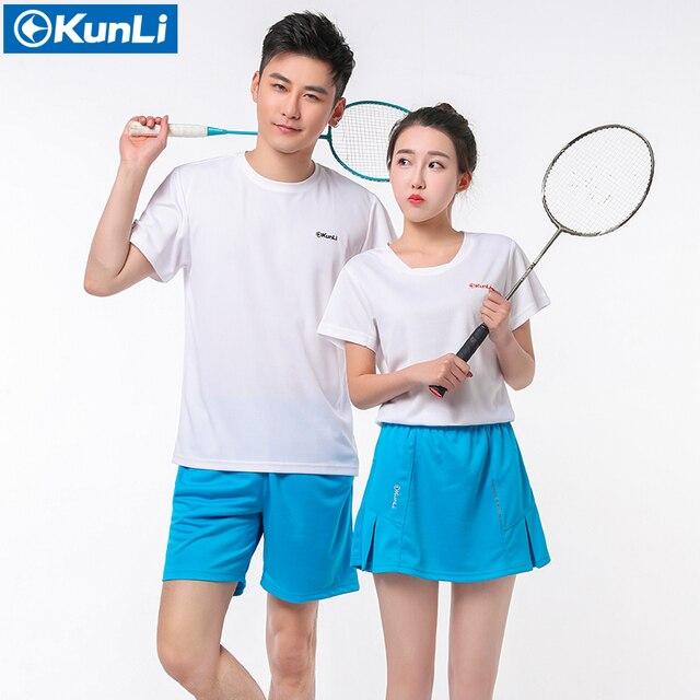 Фото kunli 2017 новая мужская теннисная рубашка уличная спортивная цена