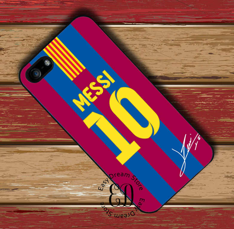 Messi Cover Cho iPhone 11 Pro X XR XS Max 6 7 8 11 Plus Samsung S10 E S7 S8 s9 Plus Note 8 9 10