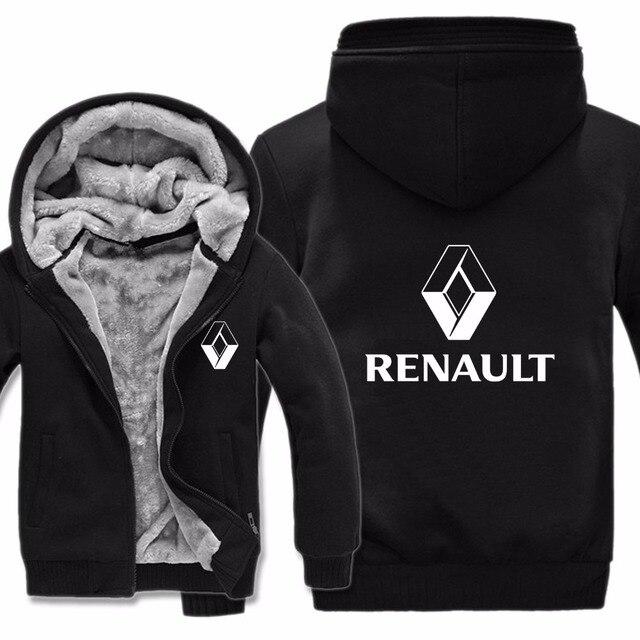 Pullover Hoody Renault Casual Mans Unisex Winter Jacket Hoodies Wool n1I5IqzB6