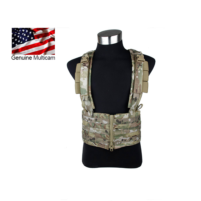 Multicam SNIPER Chest Rack  CP Tactical MOLLE Chest Rig