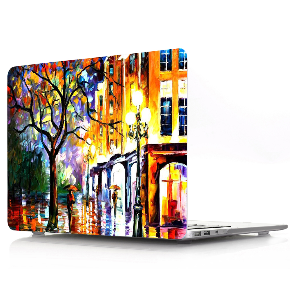 Hard Print Customized Case for MacBook 72