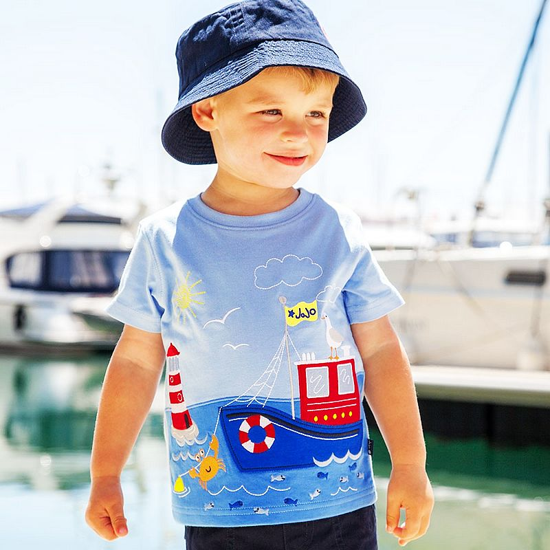 W.L.MONSOON Tops Children T shirts Clothes Kids Baby Boy