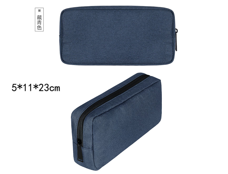 Travel Storage Portable Digital Accessories Gadget Devices Organizer USB Cable Charger Storage Case Travel Cable Organizer Bag (17)