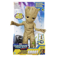 Guardians Of The Galaxy 2 Groot Dancing With Music PVC Action Figure Collectible Model Toy Brinquedos