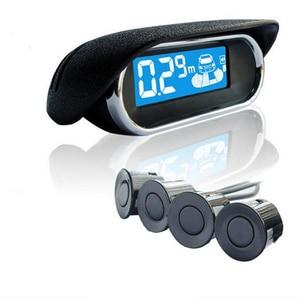 Image 1 - 4 Probe Reversing Detector System Automatically Start Probing Auto Parking Sensors Car Microcomputer Intelligent Control