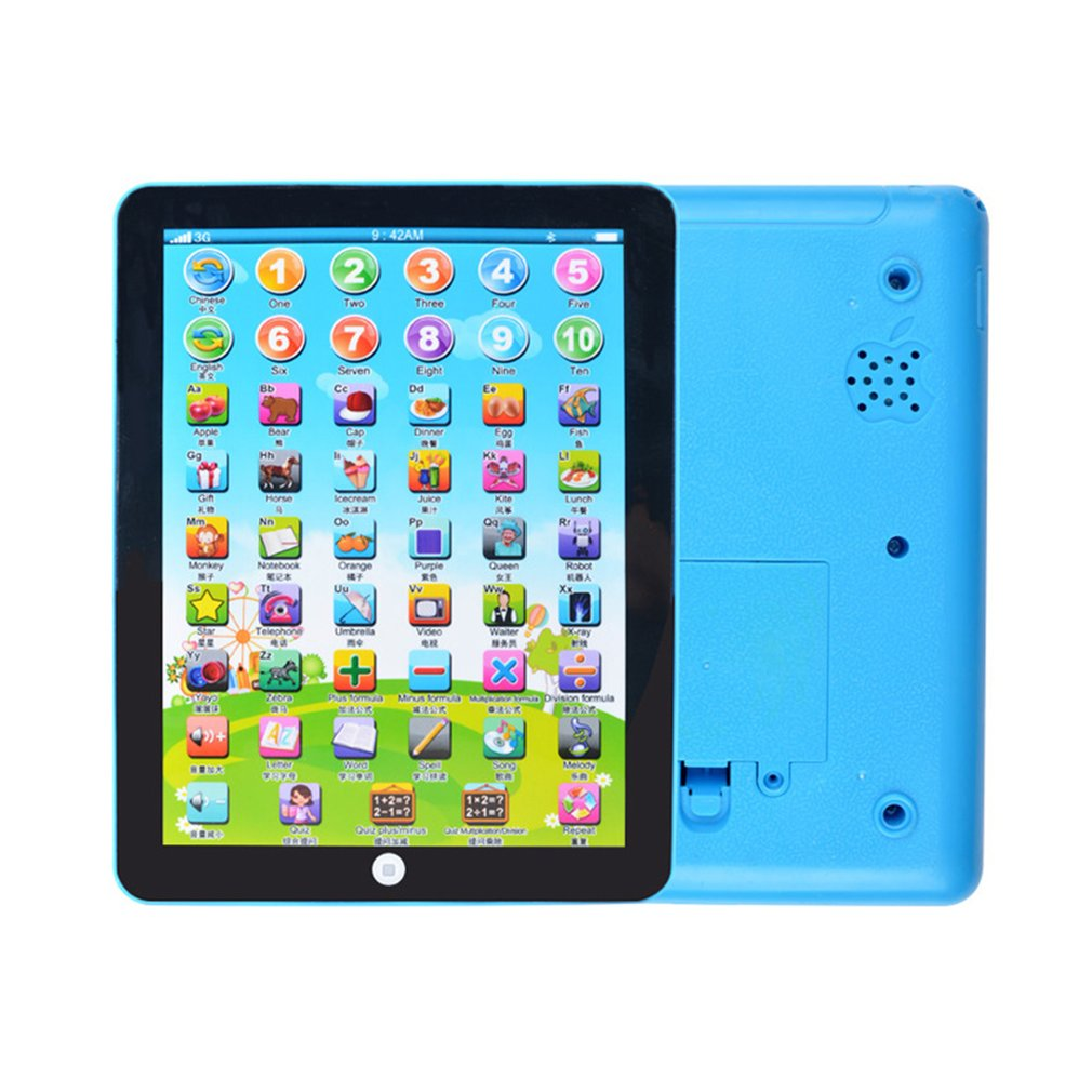 Tablet Toy Computer-Learning-Education-Machine Early-Childhood Gift For Kid