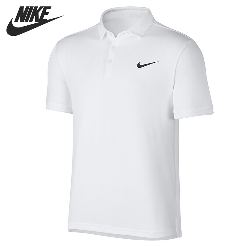 Original New Arrival 2018 NIKE DRY POLO TEAM Men's T-shirts short sleeve Sportswear original new arrival 2017 nike as m nk dry tee db st bm 1 men s t shirts short sleeve sportswear