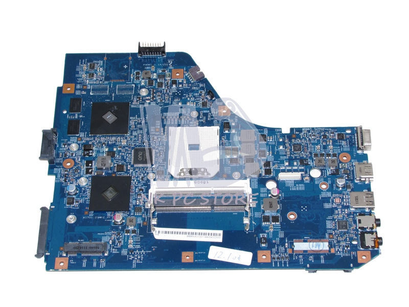 все цены на MBRNX01001 MB.RNX01.001 For Acer aspire 5560 5560G Laptop Motherboard Socket fs1 DDR3 ATI HD 6470M онлайн