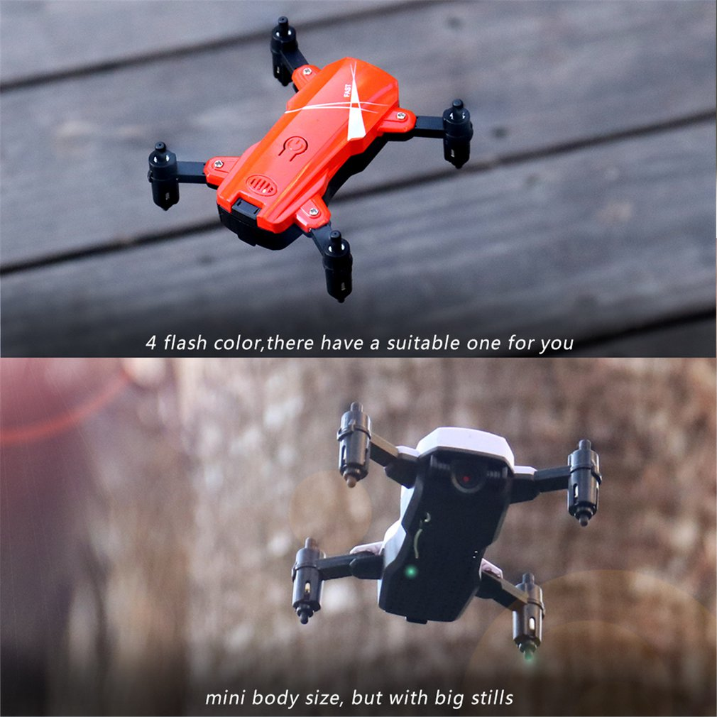 LF602 FPV Foldable RC Quadcopter Drone with 720P HD Wifi Camera and Altitude Hold Function 12