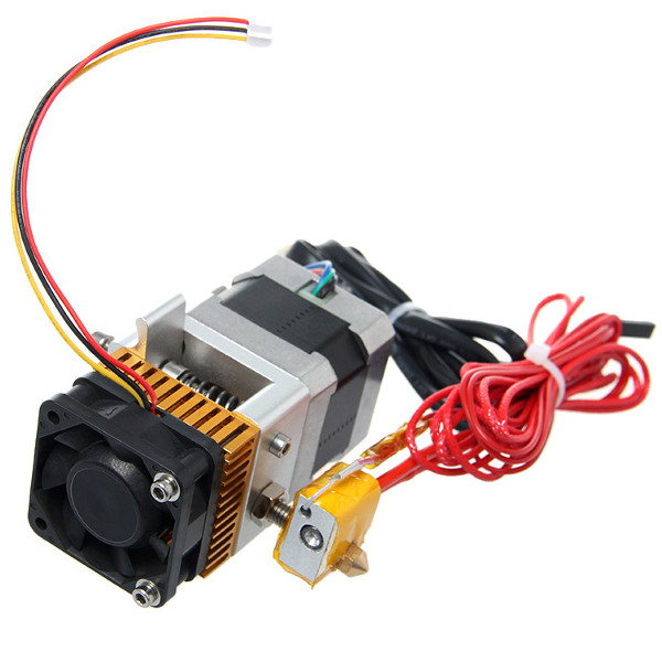 New Arrival 3D Printer Parts All Metal MK8 Extruder Assembled Kit For 3D Printer