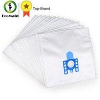 10Pcs Lot For Miele FJM Dust Bag For MIELE FJM GN Type Vacuum Cleaner Hoover DUST
