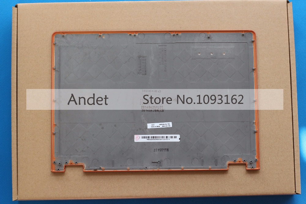 318489c2db1f New Original for Lenovo Ideapad Yoga 11S Lcd Rear Back Cover Top Lid Case  Shell Orange AM0SS000300 90202828-in Laptop Bags   Cases from Computer    Office on ...