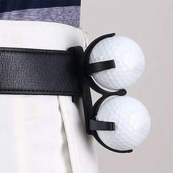 2 шт. мяч для гольфа Держатель клип Опора Организатор гольф спортивных обучение гольфу аксессуар
