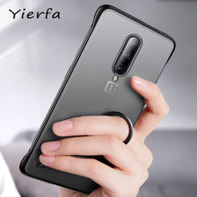Oneplus 7 Pro Case Frameless Matte Transparent Cover For Oneplus 7 Case Silicone Protective Bumper For One Plus 7 Pro Phone Case