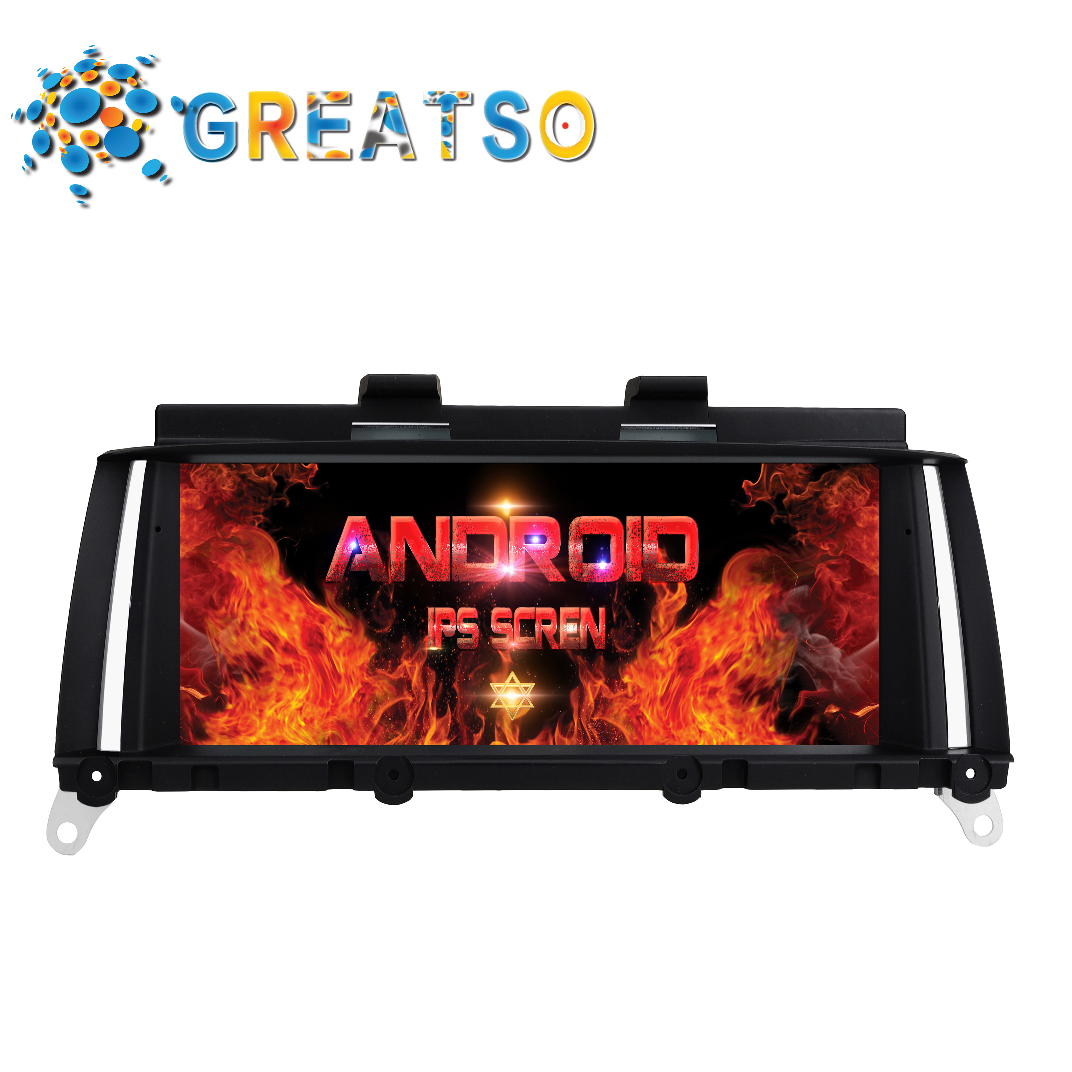 Android 7 1 1 CAR Audio DVD FOR BMW X3 F25 BMW X4 F26 gps car