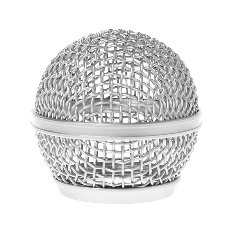 2019 Crust Pro Replacement Ball Head Mesh Microphone Grille Fits For Shure Beta58A / Beta58