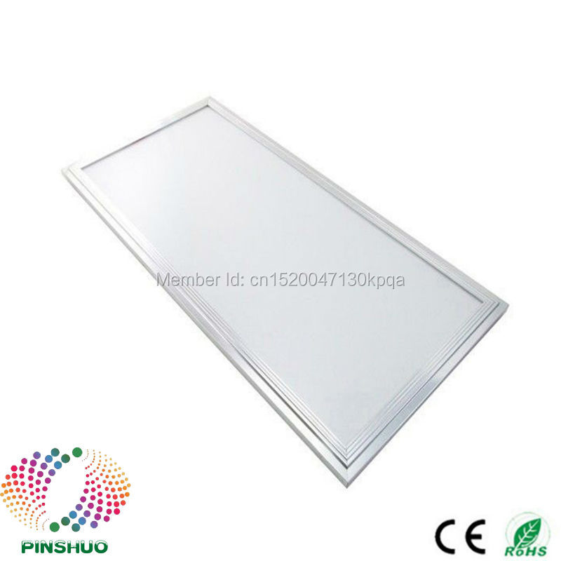 (3PCS / lot) 300x300 300x600 595x595 300x1200 600x1200 600x600 Lampă - Iluminat cu LED