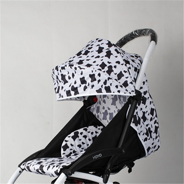 Replace textile cap for Babyyoya Stroller accessories sun canopy Sun Shade Cover seat cushion pad Pram & Replace textile cap for Babyyoya Stroller accessories sun canopy ...