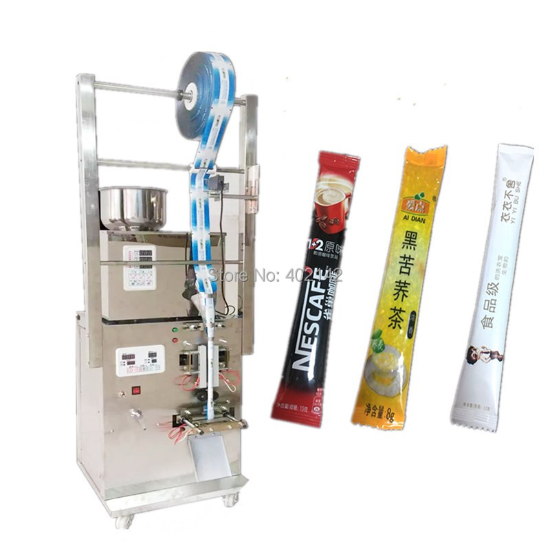 High Accuracy Automatic Small Sachet Powder Packaging Machine 2-200G