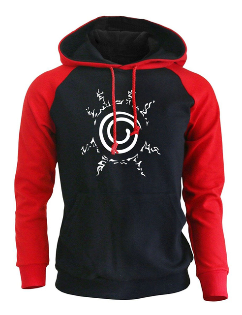 Eight Trigrams Sealing Style Hoodies