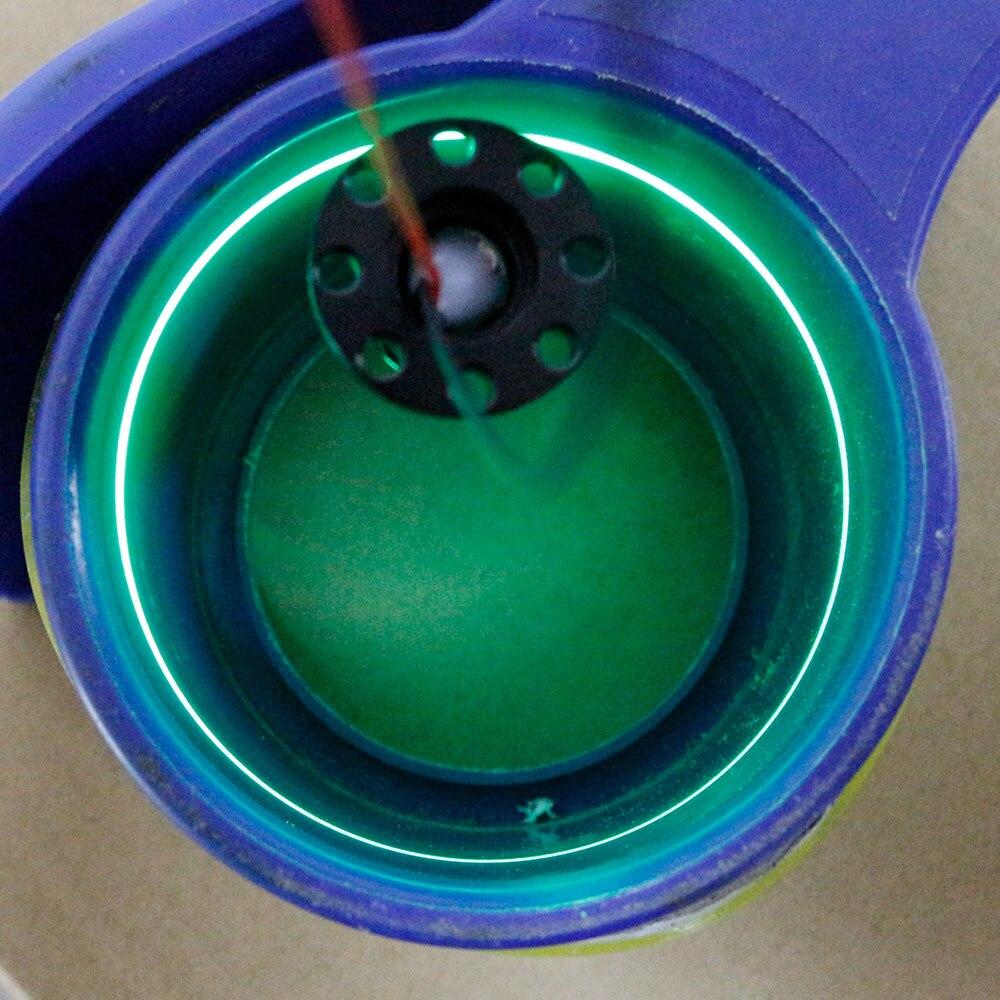 Dispositif de filetage dédié rotatif 360 degrés laser vert 50 mW 532nm module de ligne de niveau laser