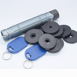 Gute Qualität IP67 Waterpfoof USB 2,0 Rfid Schutz-ausflug Patrol System Freies 10 Schutz Tour Checkpoints 2 Mitarbeiter Tag
