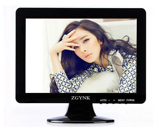 12 inch security LCD monitor industrial computer monitors BNC HDMI VGA hd interface 10inch metal shell bnc hdmi vga av interface hd monitor display lcd computer monitors