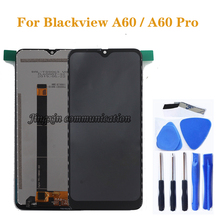 6.1 original LCD For Blackview A60 display touch screen digitizer assembly PRO BV repair parts
