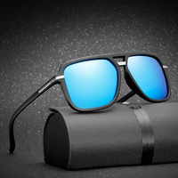 2018 new arrival fashion polarized glasses drving sunglass vintage sunglasses women man for vacation travel protect 7032