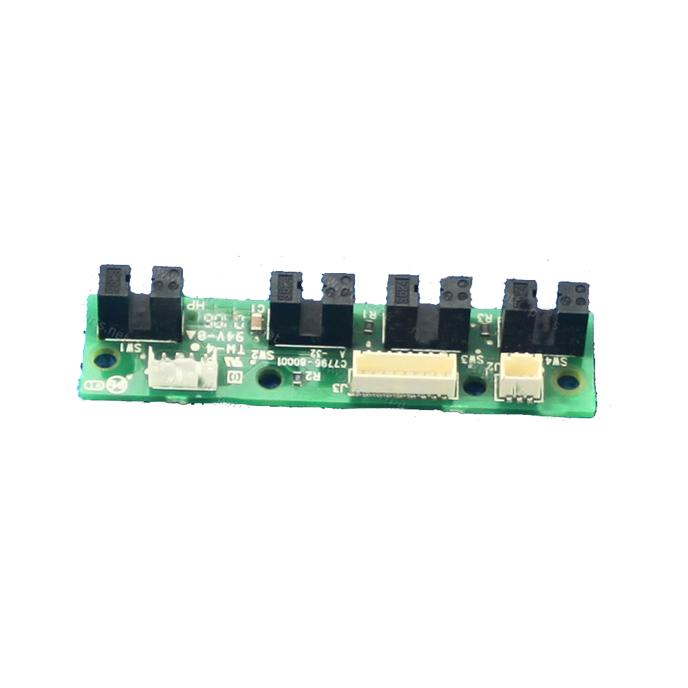 1Pcs Ink Suply Station Board For HP DJ 100 110 70 BIJ 2600 Used Plotter Part C2688-80005 C7796-60209 C8109-67014C7796-60137
