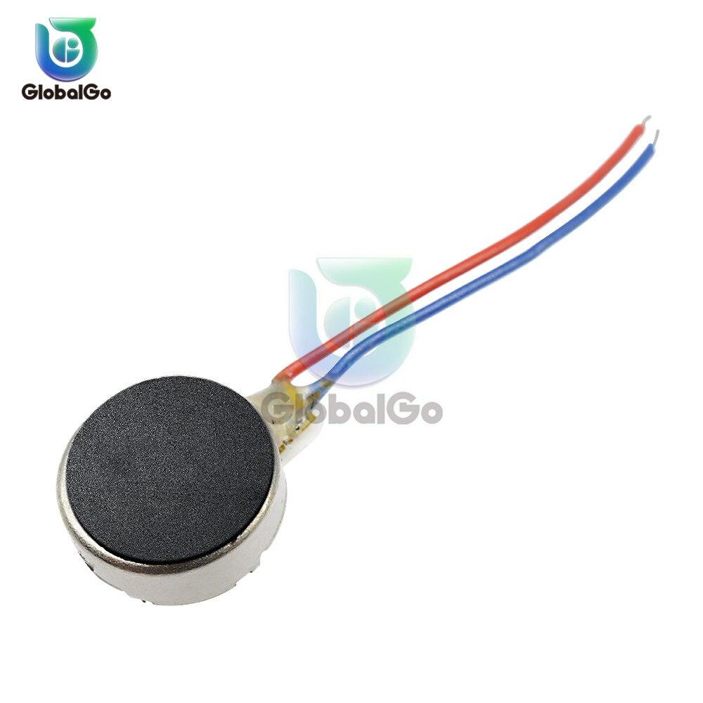 3V 8MM DC микро вибромотор Мобильный телефон вибромотор