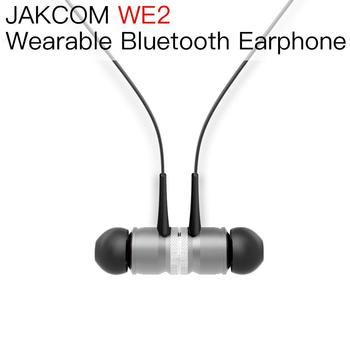 JAKCOM WE2 Smart Wearable Earphone Hot sale in Earphones Headphones as gaming headphones kablosuz kulaklik