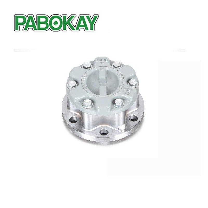 1 piece x For MITSUBISHI Pajero Triton L200 4x4 Montero 1990-2000 Free wheel locking hubs B011 MD886389