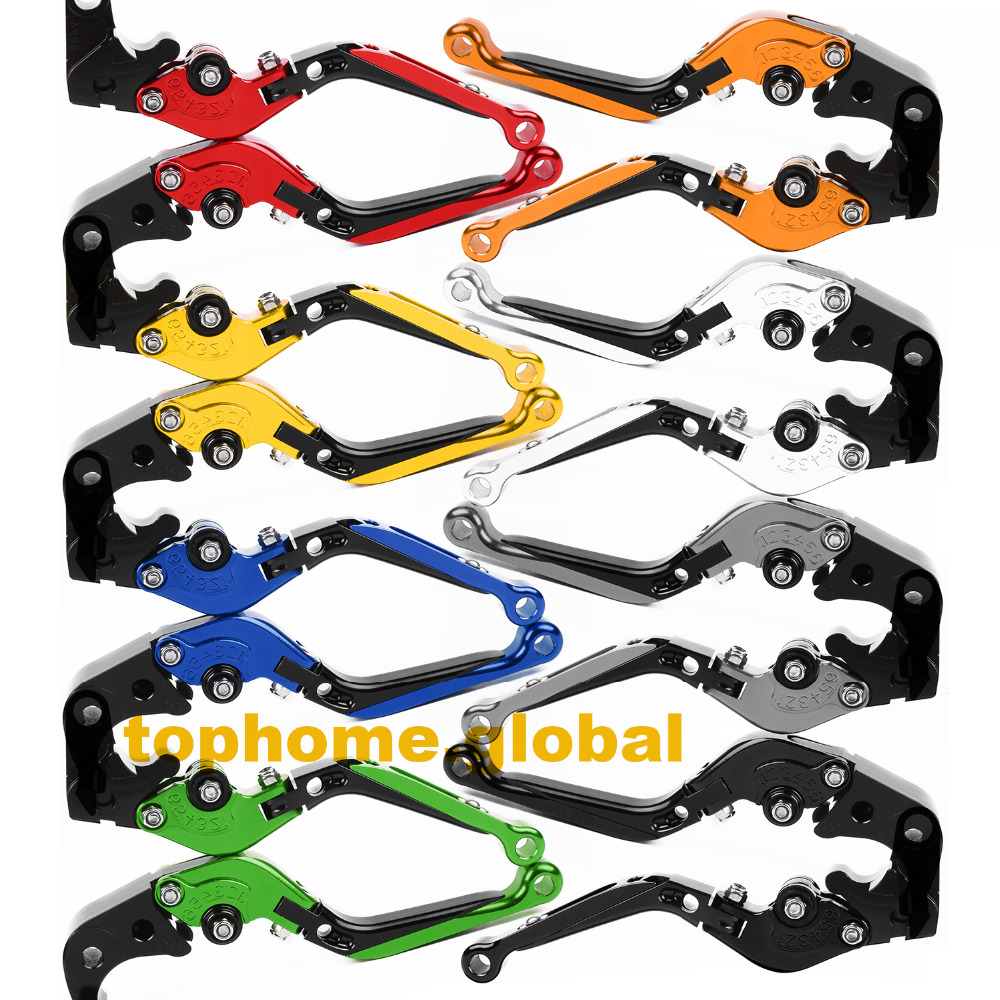 CNC Foldable&Extendable Brake Clutch Levers Yamaha Tmax 530 2012-2014 2013 Motorbike Accessories - TopHome store