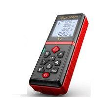 Mileseey S2 Laser Distance Meter 40M 60M 100M Laser Rangefinder Laser Range Finder Tape ruler Measure Area/volume Tool