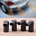4pcs PDC Parking Sensor Fit for Volvo S80 S60 V70 XC70 C70 V50 S40 XC90 30765108 30668100 30668099 5267042