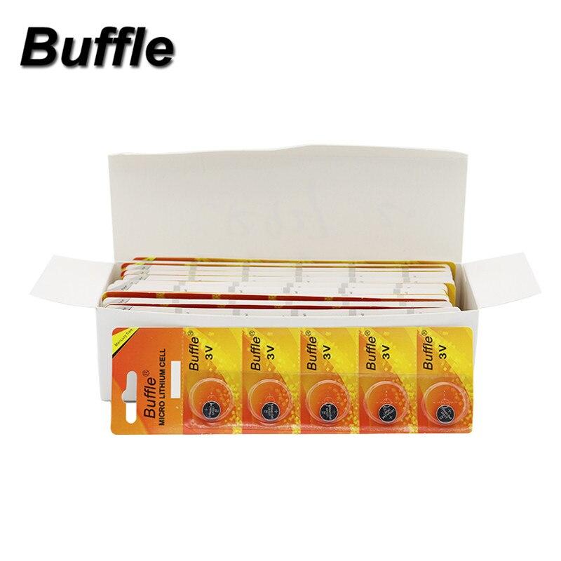 40 pçs/lote CR927 3 V Células de Lítio Coin Botão BR927 CR927 DL927 ECR927 5011LC Bateria Baterias