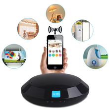 Common Clever WiFi/IR/2.4GHz Wi-fi Distant Management Good Dwelling Cellphone APP Management Change For Mild TV Curtain Fan