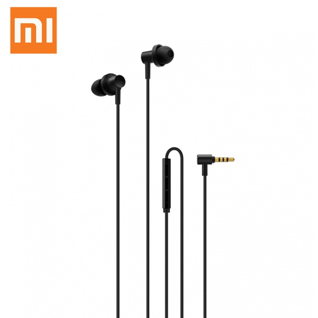 Original Xiaomi My Hybrid Earphones 2 Dual Drivers Wired