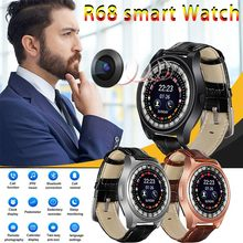 Smart Watch Bluetooth Olahraga Watch Independen Kartu Klasik Panggil Sinkron Informasi Panggilan Remote Photo(China)